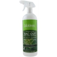 Biokleen foaming action bac-out stain and odor eliminator spray - 32 oz