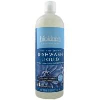 Biokleen dishwash liquid hand moisturizing, grapefruit seed and orange Peel - 32 oz