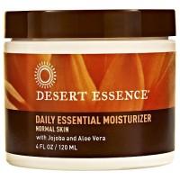 Desert Essence Daily Essential Facial Moisturizer - 4 oz