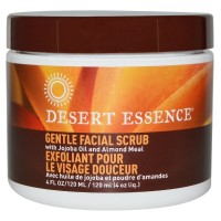 Desert Essence Gentle Stimulating Facial Scrub - 4 oz