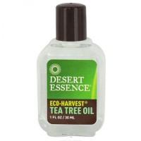 Desert Essence Eco-Harvest tea tree oil, 1 oz