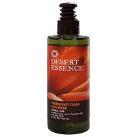 Desert Essence Thoroughly Clean Face Wash for Normal Skin  - 8.5 oz