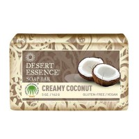 Desert essence creamy coconut bar soap - 5 oz