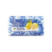 Desert essence bar soap, exfoliating italian lemon - 5 oz