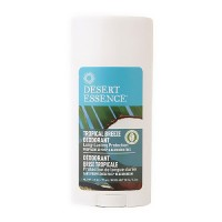 Desert Essence Tropical Breeze Deodorant - 2.5 oz