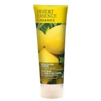 Desert Essence Organics hair shampoo with lemon tea tree, 8 oz