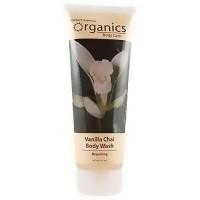Desert Essence Organics spicy vanilla chai repairing body wash, Hydrating, 8 oz