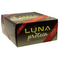 LUNA protein bars chocolate peanut butter - 1.59 oz, 12 pack