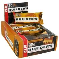Clif bar builder's protein crisp bar - peanut butter - 2.4 oz