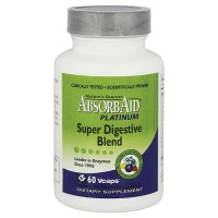 Natures Sources Absorb aid Platinum Digestive Blend Capsules - 60 ea