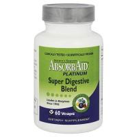 Natures Sources Absorb aid Platinum Digestive Blend Capsules - 60 ea