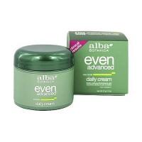 Alba Botanica advanced sea lipids for smooth and firm skin daily cream - 2 oz