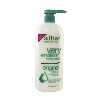 Alba Botanica very emollient original body lotion - 12 oz