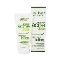Alba Botanica Natural Acnedote maximum strength oil control body lotion - 2 oz