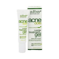 Alba Botanica Natural Acnedote maximum strength invisible treatment gel - 0.5 oz