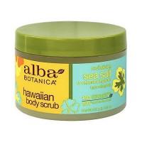 Alba Botanica Hawaiian Sea Salt Body Scrub - 14.5 oz