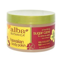 Alba Botanica Hawaiian sugar cane body polish - 10 oz