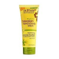 Alba botanica Hawaiian hand and body lotion, Cocoa butter - 7 oz