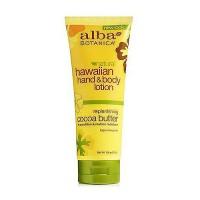 Alba botanica Hawaiian hand and body lotion, Cocoa butter - 7 oz