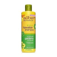 Alba botanica hawaiian gardenia hydrating hair wash - 12 oz