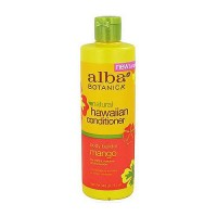 Alba Botanica Hawaiian Natural Body Builder Mango Conditioner - 12 oz