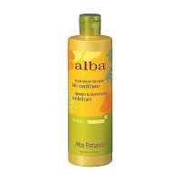 Alba Botanica cocoa butter dry-repair hair conditioner - 12 oz