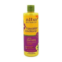 Alba Botanica Hawaiian Hair Conditioner, Plumeria Replenishing - 12 oz