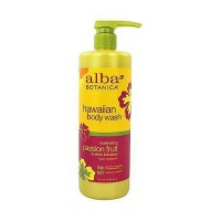Alba Botanica Hawaiian Passion fruit body wash - 24 oz