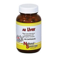 Natural Sources all Liver capsules - 60 ea
