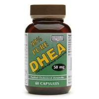 Only natural dhea 99% 10mg capsules - 60 ea