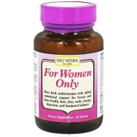 Only Natural For Women Only Tablets - 30 ea