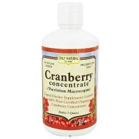 Only Natural Cranberry Concentrate Liquid - 32 oz
