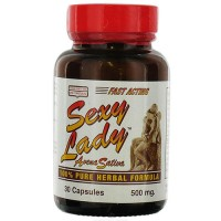 Only Natural Sexy Lady Avena Sativa Capsules, 500 mg - 30 ea