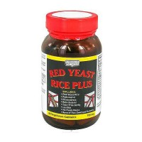 Only Natural Red Yeast Rice Plus Vegetarian Capsules, 700 mg - 60 ea
