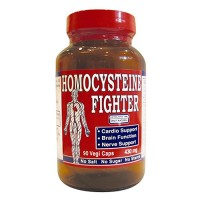 Only Natural Homocysteine Fighter Vegetarian Capsules - 90 ea