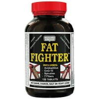 Only Natural Fat Fighter Tablets - 120 ea