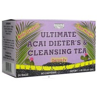 Only Natural Ultimate Acai Dieters and Cleansing Tea Bags - 24 ea