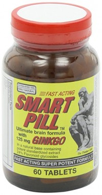 Only natural smart pill - 60 ea