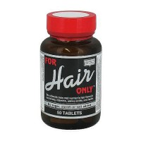 Only Natural For Hair Only Tablets For Men and Women - 50 ea
