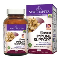 New chapter lifeshield immune support capsules  -  120 ea