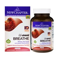 New chapter lifeshield breathe capsules  -  60 ea