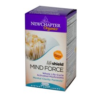 New chapter lifeshield mind force capsules  -  60 ea