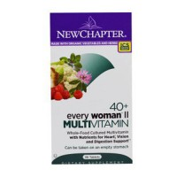 New chapter, 40+ every woman ii, multivitamin  -  96 ea