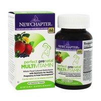 New chapter perfect prenatal multivitamin tablets  -  48 Ea