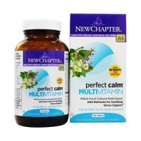 New chapter perfect calm multivitamin tablets  -  144 Ea