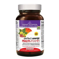 New chapter perfect energy multivitamin  -  36 Ea