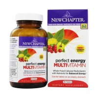 New chapter perfect energy multivitamin  -  96 Ea
