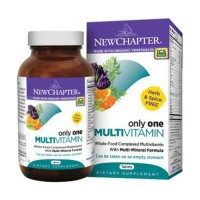 New chapter only one whole food multivitamin  -  72 ea