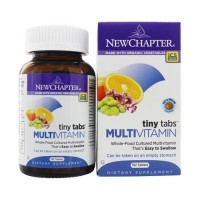 New chapter tiny tabs, multivitamin  -  192 Ea