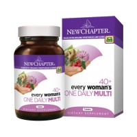 New chapter every woman's one daily 40 plus multivitamin  -  24 ea